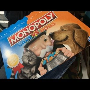 Monopoly Cat and Dogs